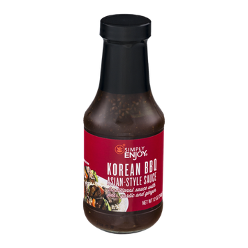 Simply Enjoy Korean BBQ Asian-Style Sauce