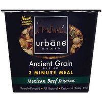 Urbane Grain Ancient Grain Blend Mexican Beef Sonoran 3 Minute Meal, 2 oz, (Pack of 6)