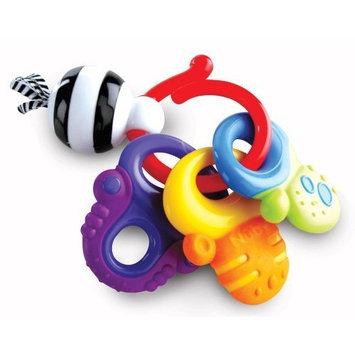 Nuby Fun Keys Teether Ring