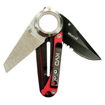 O Mustad & Son Usa Inc. Mustad KVD 2 blade pocket knife