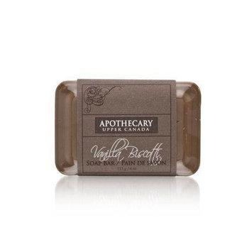 Upper Canada Apothecary Vanilla Biscotti 113g/4oz Soap Bar