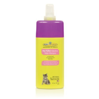 FURminator My FURst Waterless Kitten Shampoo