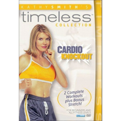 Bayview Films BAYVIEW BAY220 KATHY SMITH TIMELESS COLLECTION - CARDIO KNOCKOUT WITH BONUS TAI CHI STRETCH