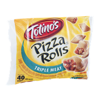 Totino's Pizza Rolls Triple Meat - 40 CT