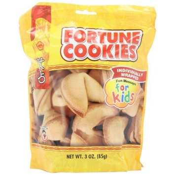 Umeya Fortune Cookies Kid's, 3-Ounce (Pack of 6)