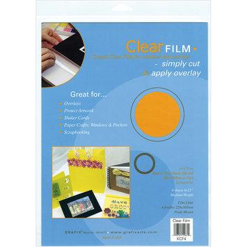 Grafix Clear Film, 8-1/2