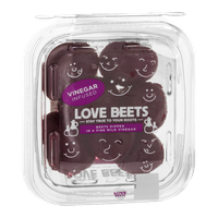 Love Beets Beets Dipped in Fine Mild Vinegar