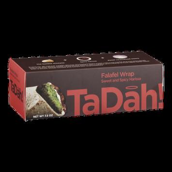 TaDah Falafel Wrap Sweet And Spicy Harissa