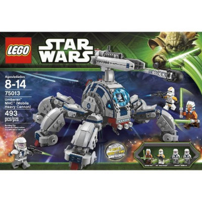 LEGO Star Wars Mobile Heavy Cannon 75013(TGT)
