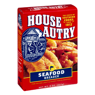 House-Autry Seafood Breader