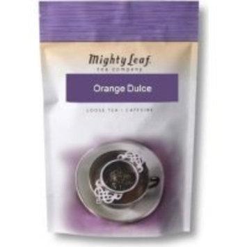 Mighty Leaf Orange Dulce Tea, 1 Lb. Loose Leaf Bag