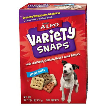Alpo Variety Snaps Little Bites Dog Treats - 32 oz