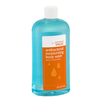 Guaranteed Value Body Wash Antibacterial Moisturizing