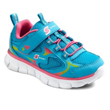 S SPORT BY SKECHERS Toddler Girls'' S Sport Designed by Skechers™ - Washabubbles - Performance Athletic Shoes - Turquoise