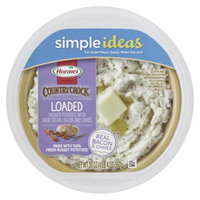 Hormel Country Crock Loaded Mashed Potatoes with Sour Cream, Bacon