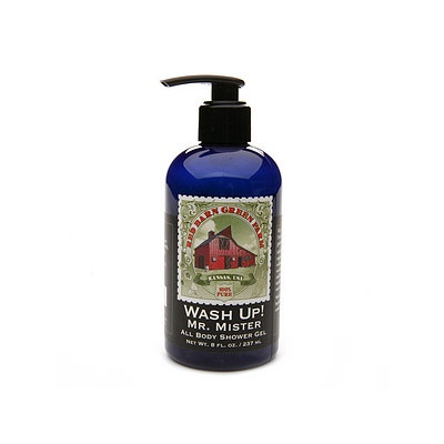 Red Barn Green Farm Wash Up! Mr. Mister All Body Shower Gel