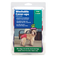 Top Paw Washable Cover-Ups
