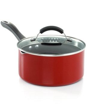 Farberware Premium Professional Dishwasher Safe 3 Qt. Covered Straining Saucepan