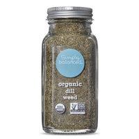 Simply Balanced Organic Dill Weed 1.1oz