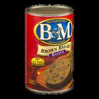 B&M Brown Bread Raisin