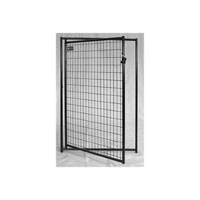 Jewett Cameron Lucky Dog Powder Coated Pet Gate Panel Size: 6' X 5'