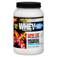 CytoSport Complete Whey Protein Vanilla Bean Dietary Supplement Powder Vanilla Bean