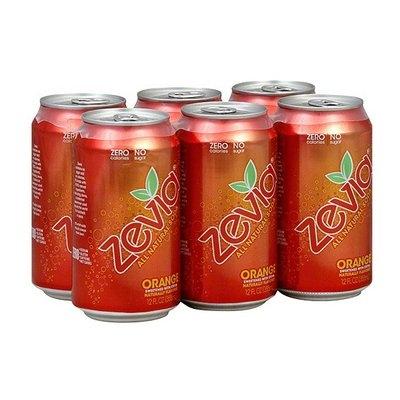 Zevia Orange Soda