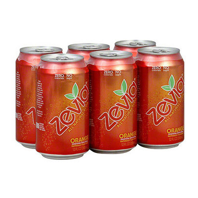 Zevia Orange Soda