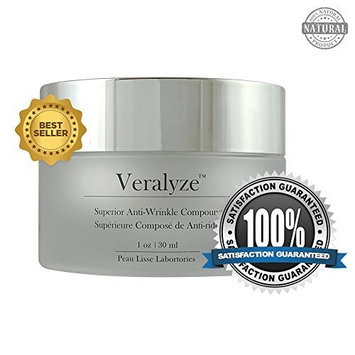 Peau Lisse Labs Veralyze - Best Anti Aging Creams - Best Anti Wrinkle Eye Cream - One of 2013's Top Rated Anti Wrinkle Products