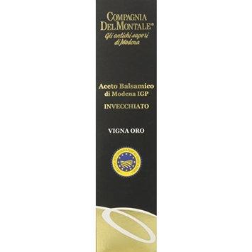 Compagnia Del Montale Balsamic Vinegar of Modena, Vigna Oro, 8.5 Ounce