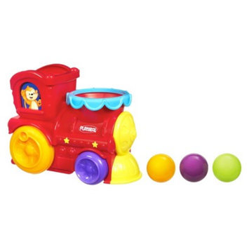 Playskool Poppin' Park Roll 'N Pop Express Toy