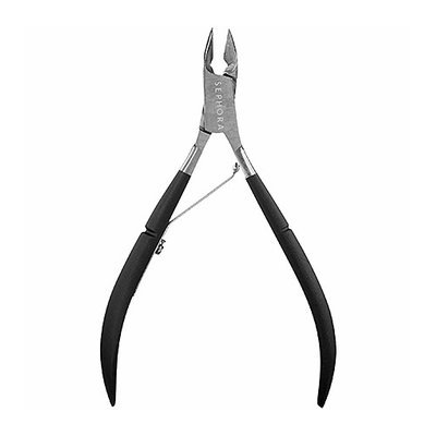 SEPHORA COLLECTION Angled Cuticle Nipper Black