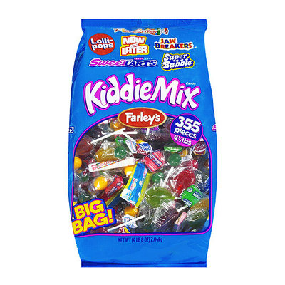 Farley's Kiddie Mix Candy