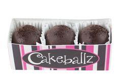 Cakeballz Chocolate Cake