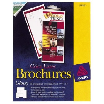 Avery Color Laser Brochure Paper - Kmart.com