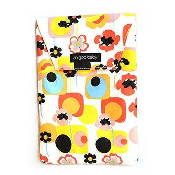 Ah Goo Baby Diaper Pouch Pattern: Poppy