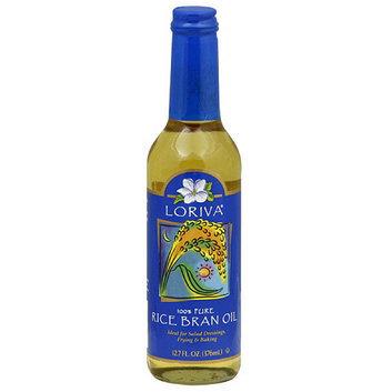 Loriva Rice Bran Oil