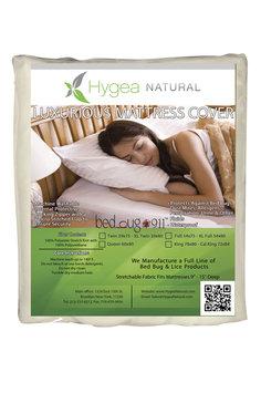 Bed Bug 911 Hygea Mattress Cover, Queen