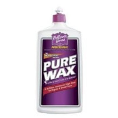 Household Cleaner Holloway House Pure Wax Cleaner , 27 Ounce -- 6 per case.