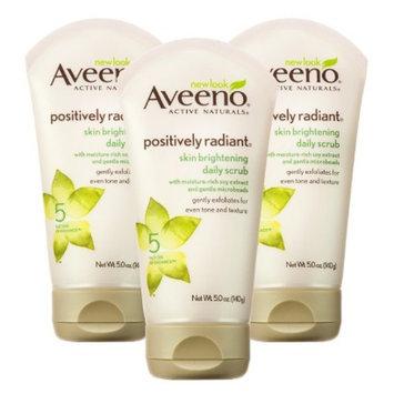 Aveeno® Skin Brightening Daily Scrub Set - 3 Pack
