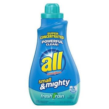 All Small & Mighty Fresh Rain Liquid Detergent