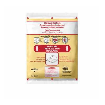 Medline Instant Economical Hot Pack
