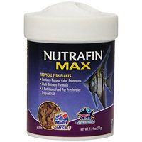 Hagen Nutrafin Max Tropical Fish Flakes, 1.34-Ounce