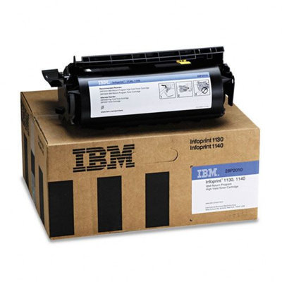 Ibm IBM 28P2010 Black High Yield Toner Cartridge