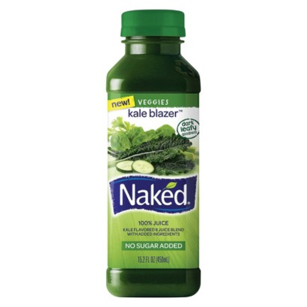 Naked Juice Veggies Kale Blazer 15.2oz