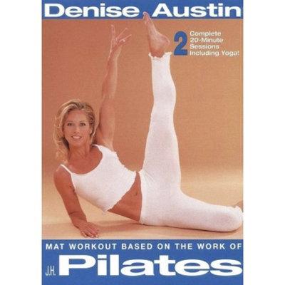 Mat Workout Based On J.H. Pilates (DVD)
