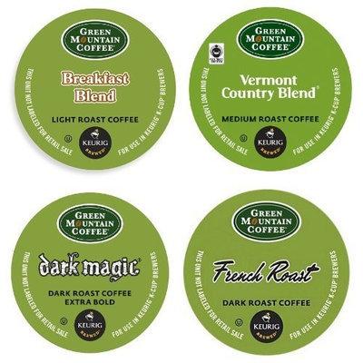 Green Mountain Coffee Green Mountain Regular Variety (22 K-cups) Keurig