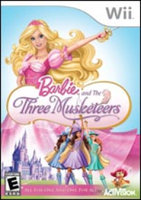 Activision Barbie And The Three Musketeers