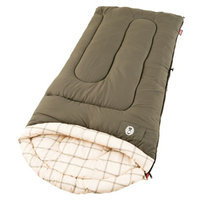 Coleman Calgary Cold Weather Sleeping Bag - Brown