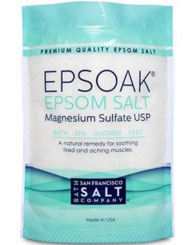 San Francisco Salt Company Epsoak Epsom Salt 10lb Bulk Bag